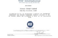 Certificate - CC0429544